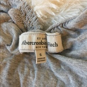 Abercrombie & Fitch Tops - Stitched design